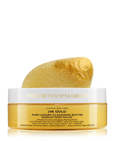 Peter Thomas Roth 24K Gold Pure Luxury Cleansing Butter - 5 oz.