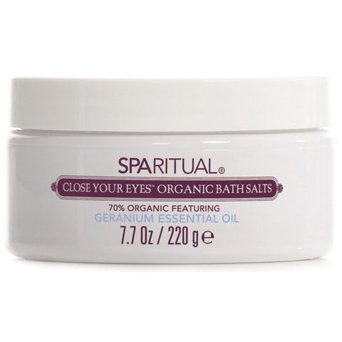 SpaRitual Close Your Eyes Bath Salts