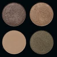 Youngblood Mineral Cosmetics Pressed Eyeshadow Quads - Gemstone