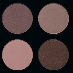 Youngblood Mineral Cosmetics Pressed Eyeshadow Quads - Vintage