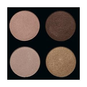 Youngblood Mineral Cosmetics Pressed Eyeshadow Quads - Eternity