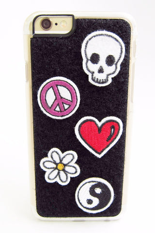 Cult Following - iPhone 6 / 6S -  Patch Case