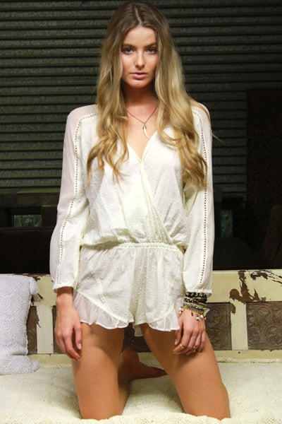 goddess of babylon playsuit www.whitebohemian.com.au boho trends