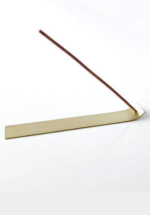 Gold Incense Holder