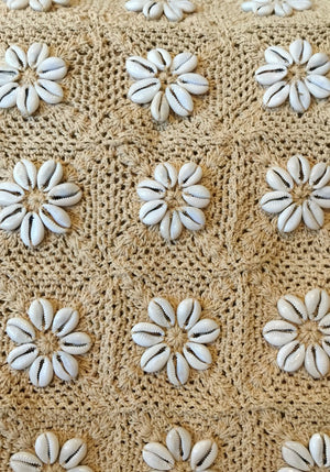Cowrie Shell Cushion Covers