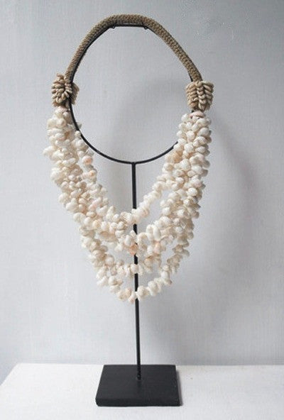 Papuan Shell Decorative Necklace