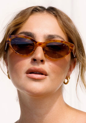 OCHRE LANE EYEWEAR Lena - Honey Tort