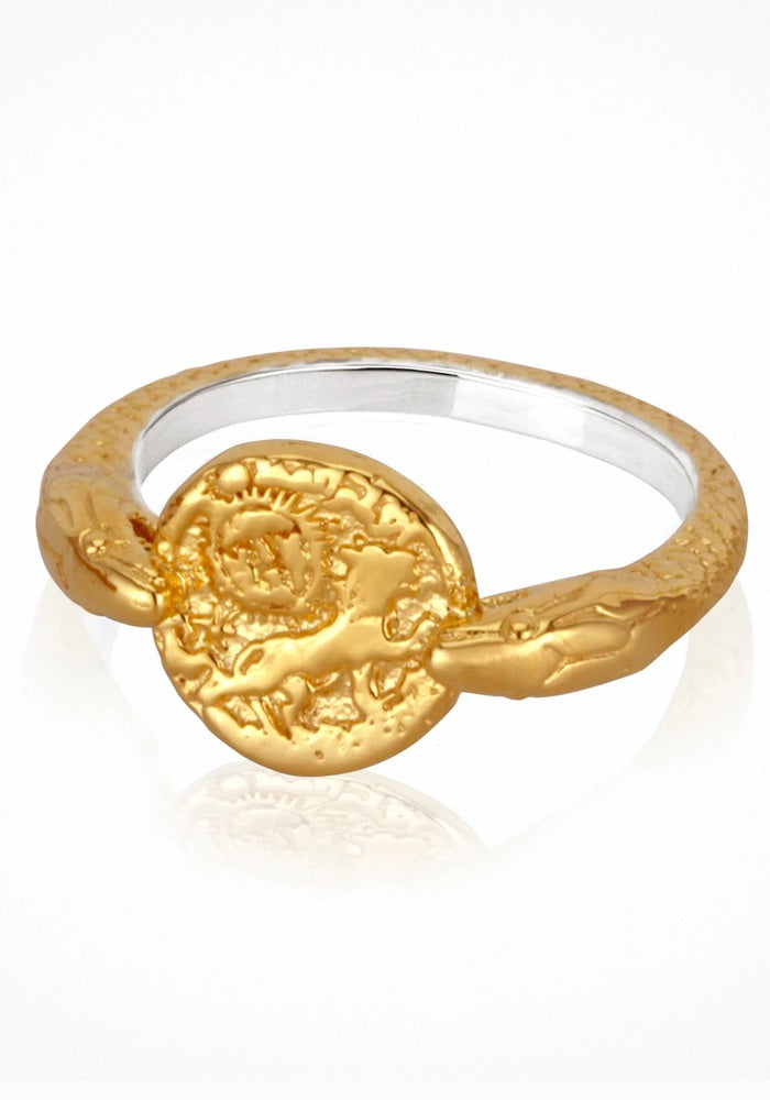 TEMPLE OF THE SUN Aria Ring