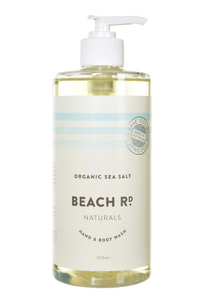 Organic Sea Salt Hand & Body Wash 500ml