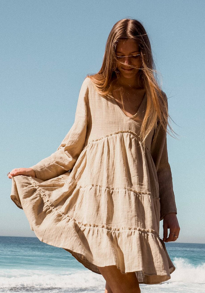 SHOP CABO GYPSY Bungalow Cotton Dress