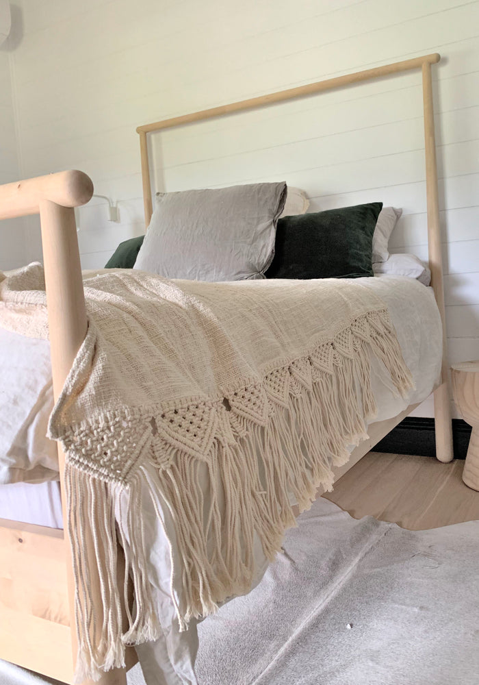 Cabo Gypsy - Benny's Cotton Bed Throw