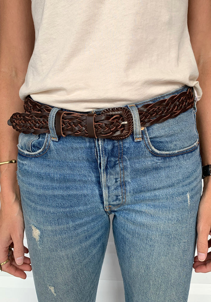 Hannah Skinny Belt - 4 Colors