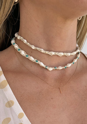 SHOP CABO GYPSY Jessie Shell Choker