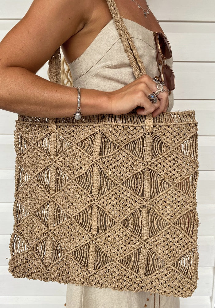 CABO GYPSY Seabreeze Tote