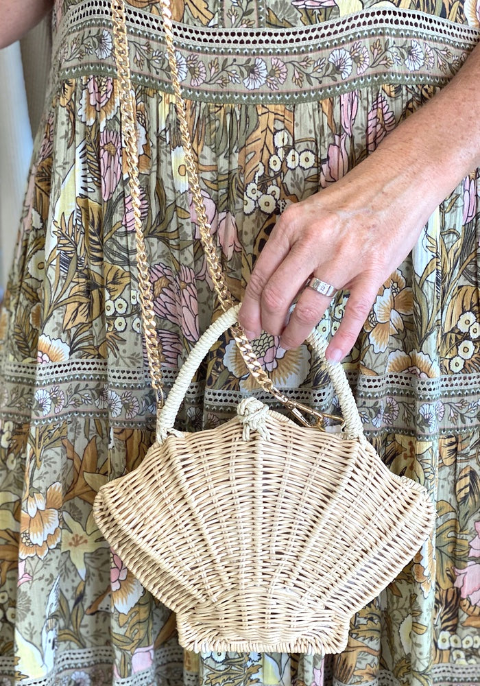 Sadie Shell Bag