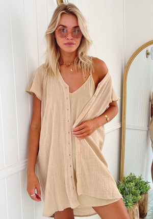 Slip Dress - 3 Colors