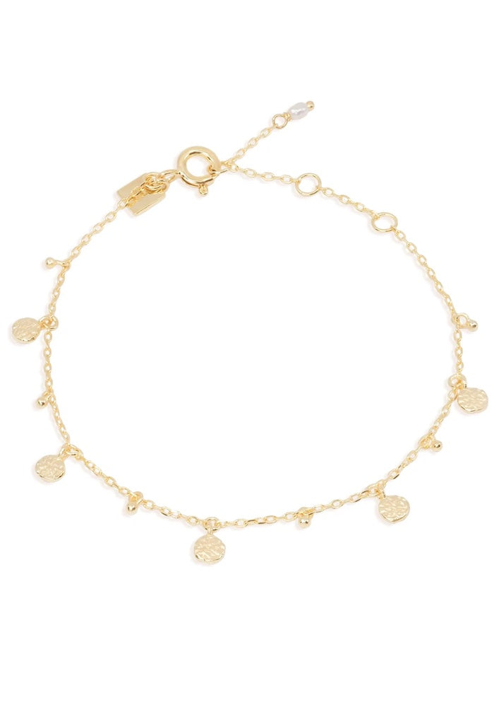 Gold Guiding Light Bracelet