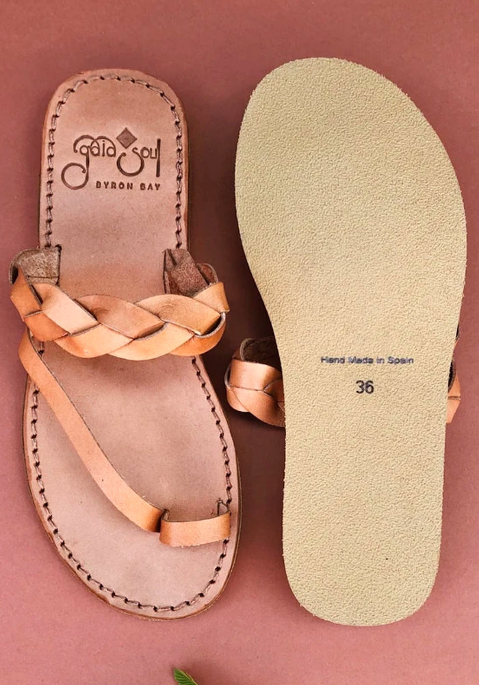 GAIA SOUL DESIGNS Griegas Sandals