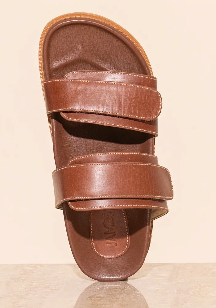 Izano Slide - Brown