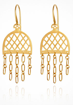 TEMPLE OF THE SUN Kori Earrings