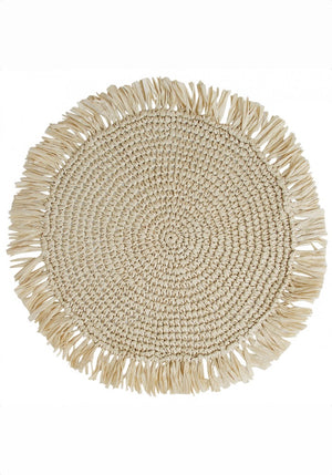 Oasis Fringe Placemats