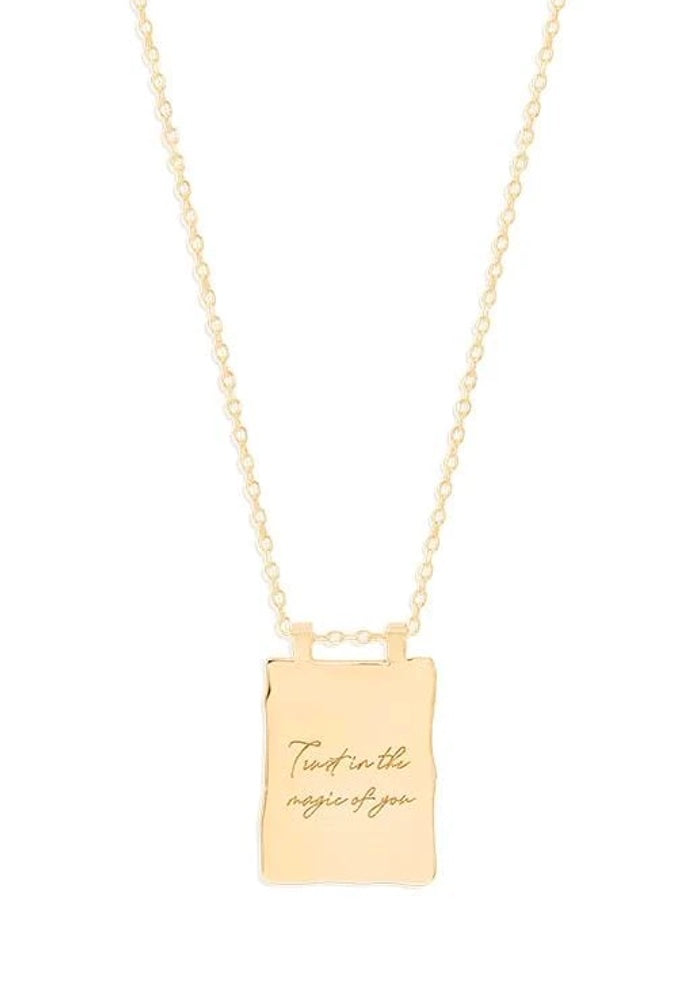 Gold Magic of You Necklace