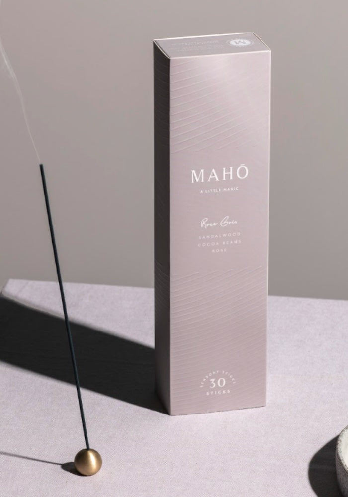 MAHO SENSORY Rose Bois Incense Sticks