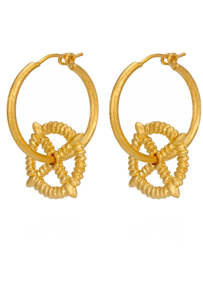 TEMPLE OF THE SUN JEWELLERY Mira Earrings