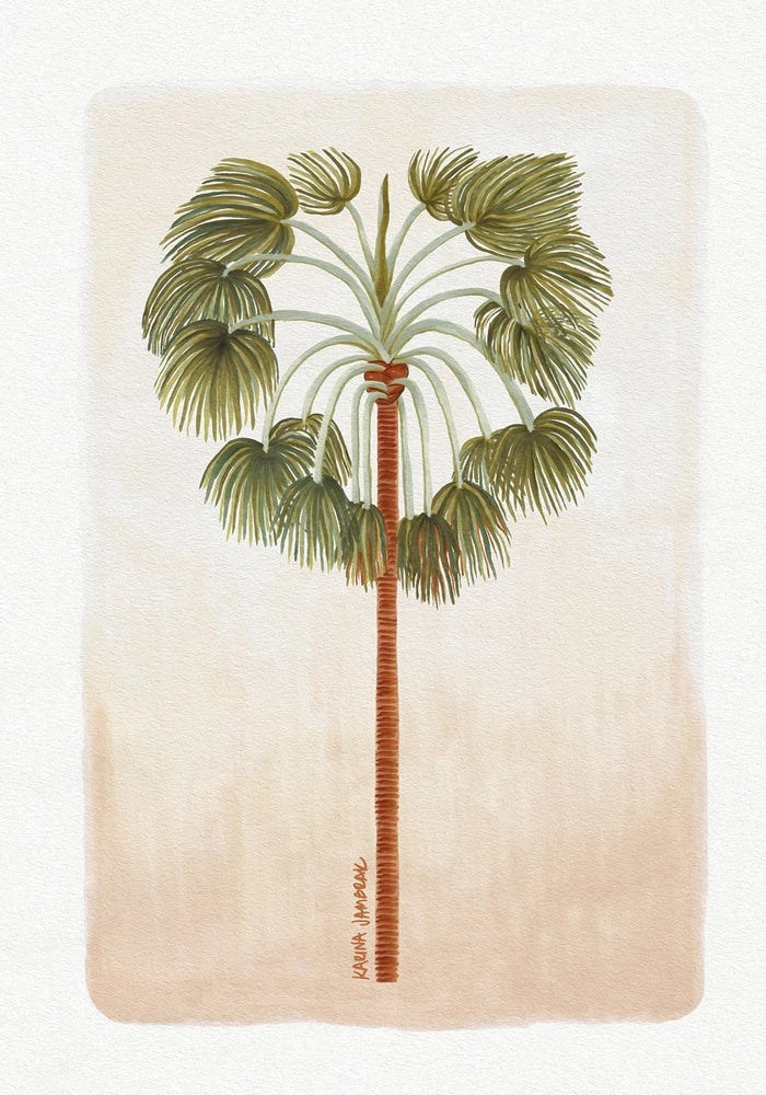 SHOP KARINA JAMBRAK ILLUSTRATIONS Paradise Palms (2)