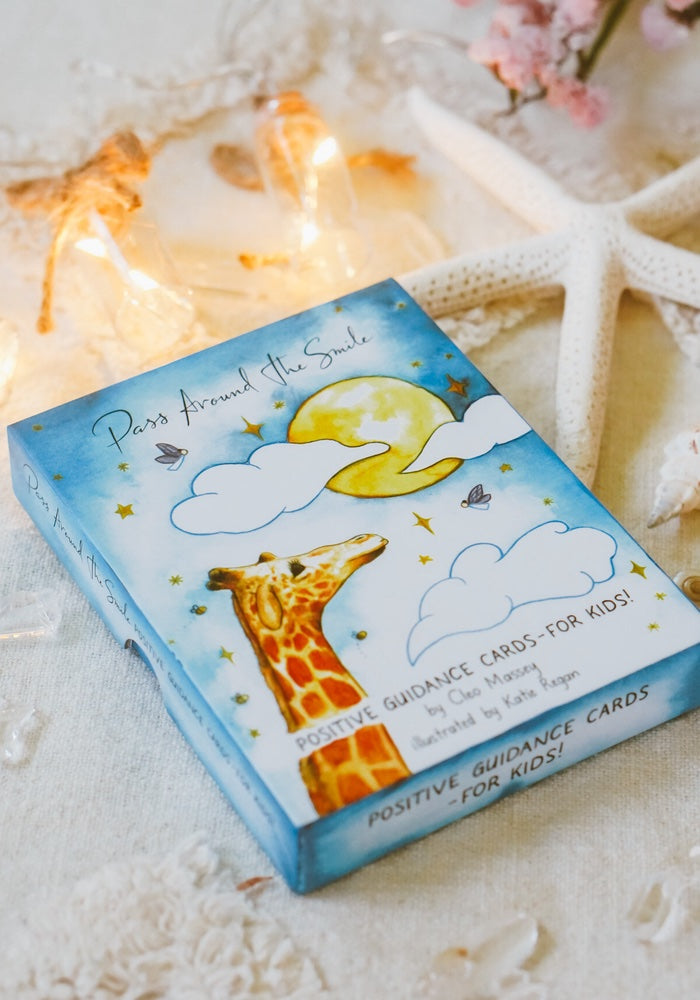 Positive Guidance Cards for Kids
