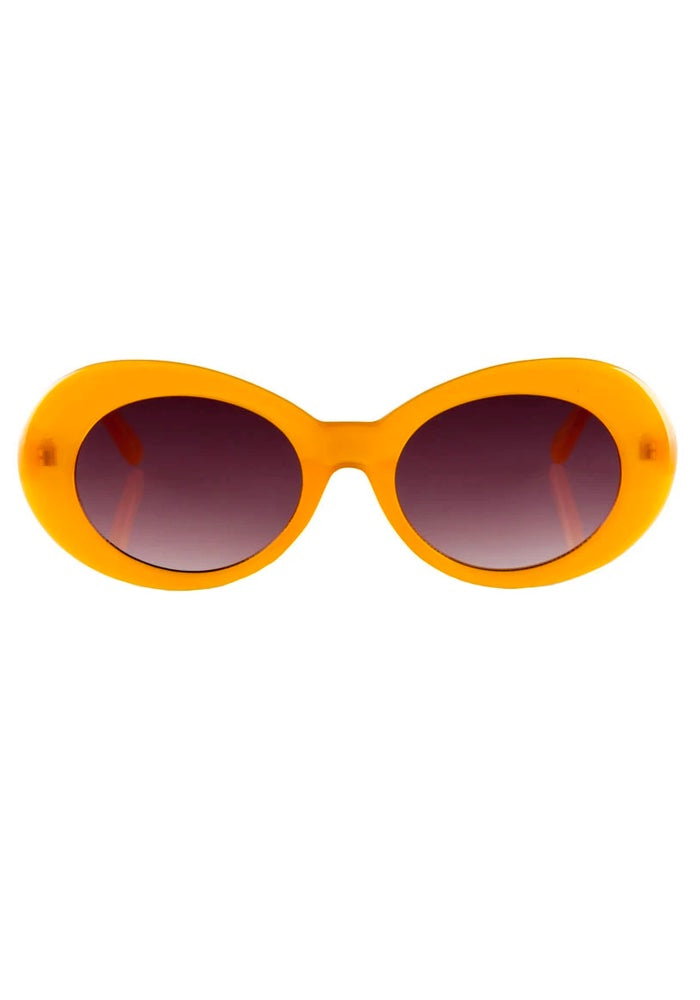 REALITY EYEWEAR Festival of Summer - Mustard