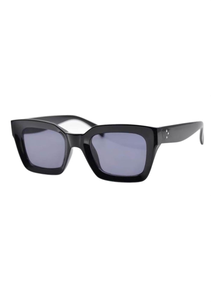Onassis Sunglasses - Black