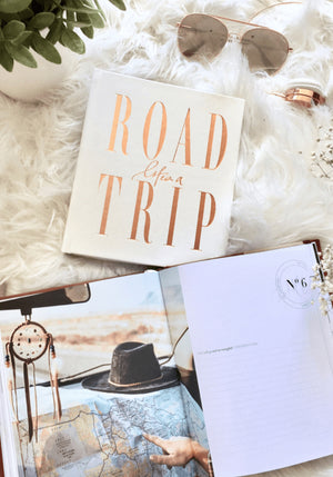Road Trip Journal Luxe Edition