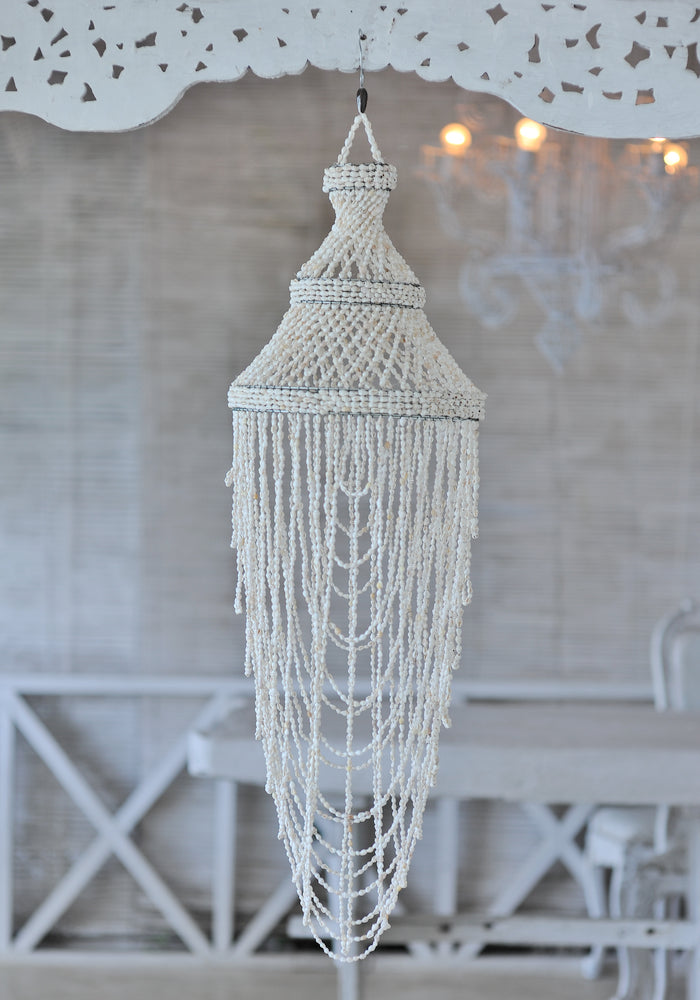 Shell Pendant | Oval Shell Chandelier