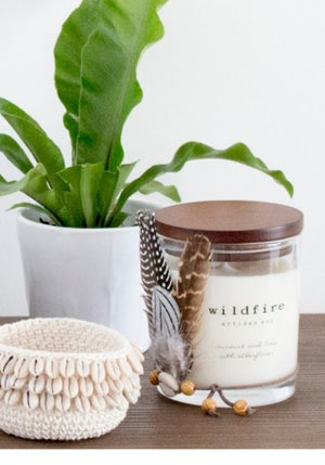 wildfire soy candles