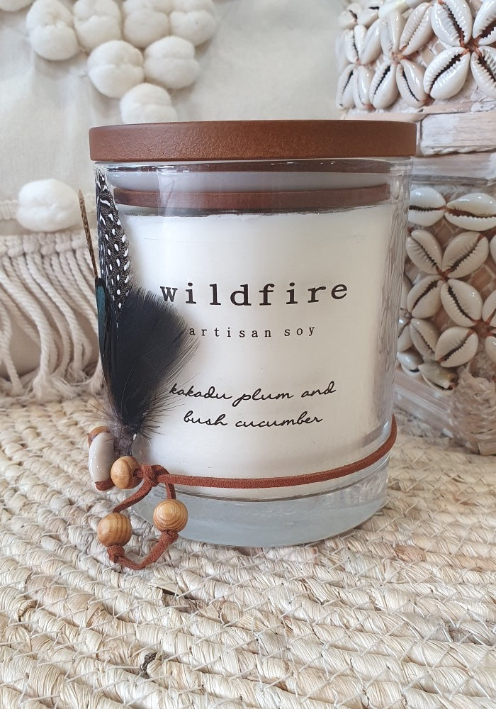 Kakadu Plum  & Bush Cucumber Soy Candle