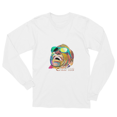 Ray Charles Long Sleeve T-Shirt