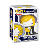 Funko Pop! Ad Icon Morton Salt Girl Pop! Vinyl Collectible Figure with Umbrella