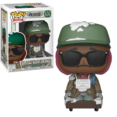 Trading Places Billy Ray On Cart Pop! Vinyl Collectible Figure