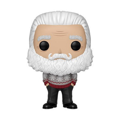 Disney The Santa Clause Scott Calvin in Sweater Pop! Vinyl Collecxtible Figure