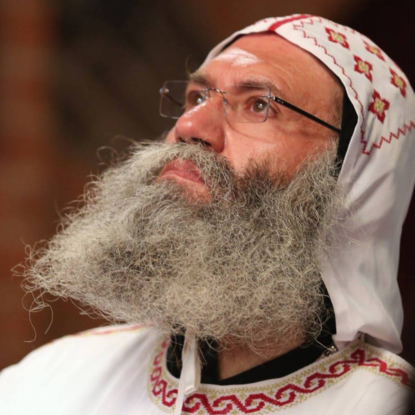 Bishop Suriel Writes Book on Educationalist: Habib Girgis