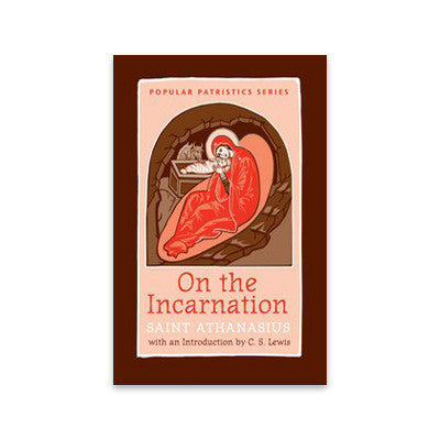 On the Incarnation: Saint Athanasius (Greek Original & English)