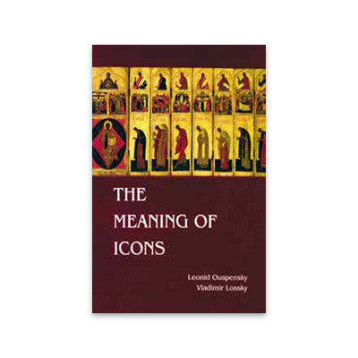 The Meaning of Icons [paperback]