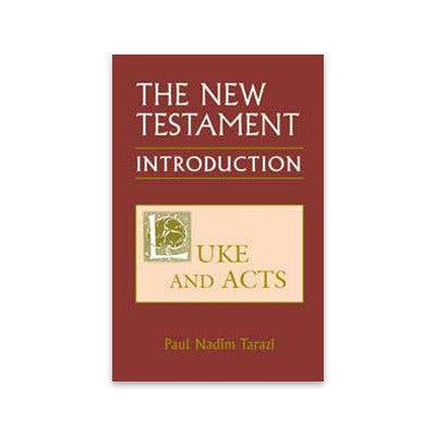 The New Testament Introduction, Volume II: Luke and Acts