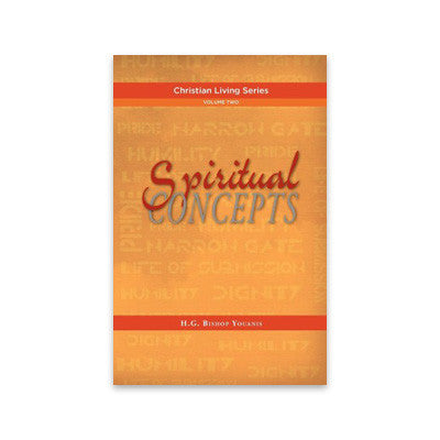 Christian Living Series Vol. 2: Spiritual Concepts