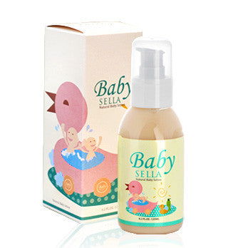 SELLA Baby Lotion (120ml)