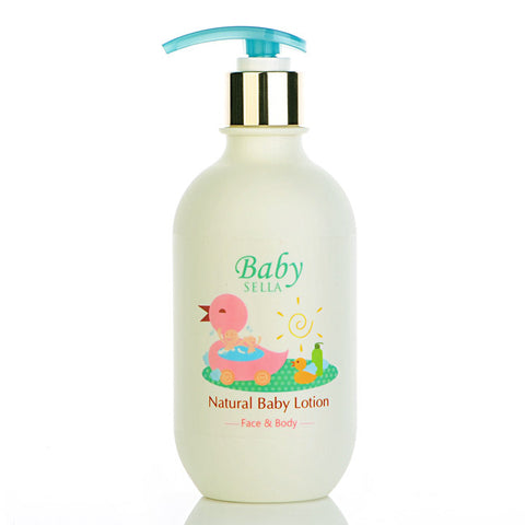 SELLA Baby Lotion (300ml)