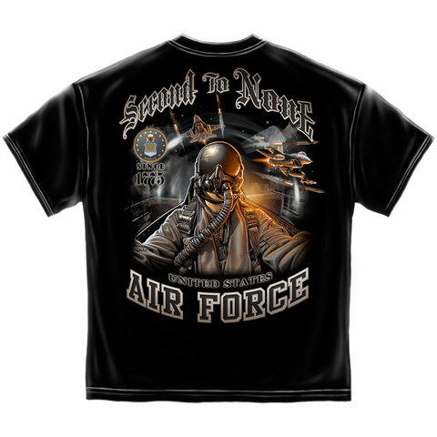 Air Force Second To None