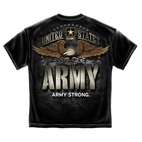 Army Large Eagle - Army Strong T-Shirt