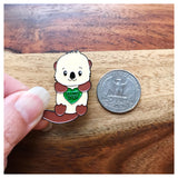 NEW! Do Unto Otters Pun Soft Enamel Pin | kiss and punch - Kiss and Punch